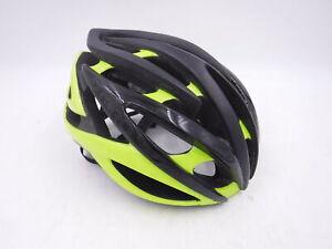 GIRO Atmos Shield Cycling Helmet Adult Medium Neon Yellow/Black