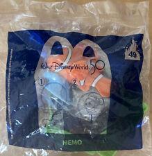 Finding Nemo #49 Magic Kingdom Walt Disney World 50th McDonald's Happy Meal 2021