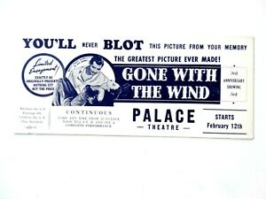 Gone With The Wind blotter – 1943
