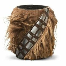 Star Wars Force Awakens Chewbacca Furry Can Cooler Stubby Holder