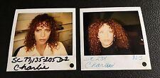 Amanda Kravat 2 Polaroids Most Wanted 1997 Original Photos Sexy Pretty Girl