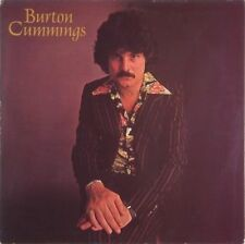 """12"""" Burton Cummings (Guess Who) Same (I`m Scared, Stand Tall) 70`s CBS Portrait"""