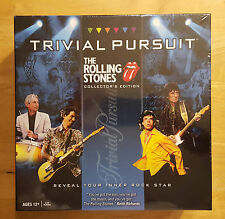 Trivial Pursuit The Rolling Stones Collector's Edition 2-36 Players Ages 12+