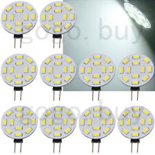 10 x White G4 12 5630 SMD LED Home Spotlight Spot Light Bulb Lamp 12V AC 420LM