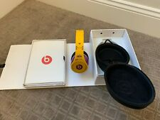 Kobe Bryant Beats by Dr. Dre - Studio Monster Headphones wired Over Ear used
