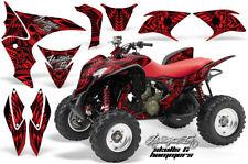 ATV Graphics Kit Quad Decal Sticker Wrap For Honda TRX700XX 2009-2015 HISH RED