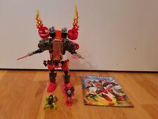 LEGO Hero Factory Furno Jet Machine (44018) + Bauanleitung