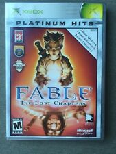 Fable: The Lost Chapters - XBOX Video Game Complete