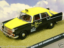 SUPERB 1/43 JAMES BOND 007 AUSTIN A55 CAMBRIDGE MKII YELLOW CAB TAXI FROM DR. NO
