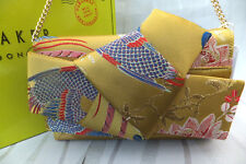 Ted Baker Ladies Angelic Chinoiserie Jacqua Evening Clutch Wallet Purse Bag BNW