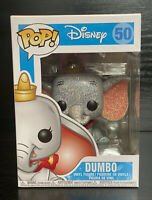 Pop! Disney. Dumbo- Dumbo Diamond Glitter #50 Funko Pop Vinyl Figurine