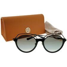 8139392fe4a6 Tory Burch TY9052-170911-51 Women s Black Frame Grey Lens Genuine Sunglasses  NWT