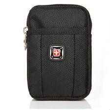 5.7'' Outdoor Sport Travel Zipper Mobile Pouch Belt Hip Bum Fanny Pack Waist Bag