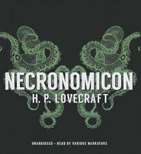 Necronomicon by H P Lovecraft (CD-Audio, 2014)