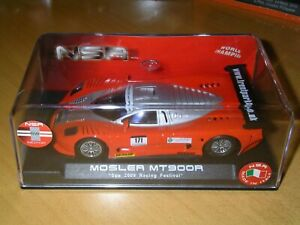 "NSR MOSLER MT900R ""Spa 2009"", No.171 auch für Carrera Evolution, 801058 AW, NEU"