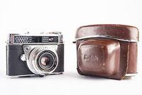Kodak Retina III Automatic 35mm Rangefinder Camera Xenar 4.5mm f/2.8 Lens V14