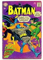BATMAN #197  Silver Age 1967  7.5  VF-   Catwoman Sets Her Claws for Batman