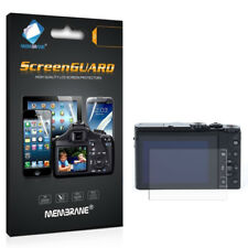 New Panasonic Lumix DMC LX15 Screen Protector Cover Guard - [3 Pack - HD Clear]