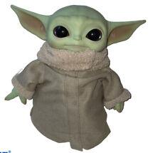 "Star Wars Baby Yoda Plush NWOT 12"""