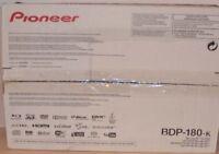 Pioneer BDP-180-K 3D Blu-ray-Player schwarz