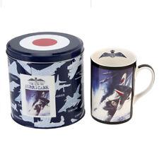 RAF Mug en un Boite Hurricane Historique Peinture Fin Os Chine Officiel RAF152