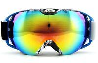 Snowboard Ski Goggles Gear Skiing Sport Adult Men Glasses Anti-fog UV Dual Lens