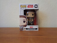 Funko Star Wars The Last Jedi POP Rey #190 Vinyl Figure NEW Toys IN STOCK