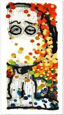 "TOM EVERHART's ""BEAUTY SLEEP (CHARLIE BROWN)"" LIMITED EDITION LITHOGRAPH MINT"