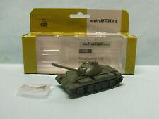 Roco Minitanks - Char Tank KPz Panzer MBT T-54 URSS militaire réf. 623 neuf HO