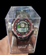 Orologio Sportivo Xinjia Xj-845b Sveglia Crono Digitale Retroilluminato Ross lac