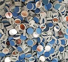 Mirror Circles 10mm diameter - 50grams - approx 75pc