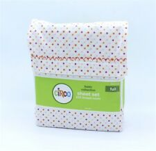 Circo FULL Polka Dots Sheet Set Sheets Basic Collection Purple Pink Orange