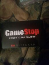 Game Stop * Used Collectible Gift Card NO VALUE * SV1503120
