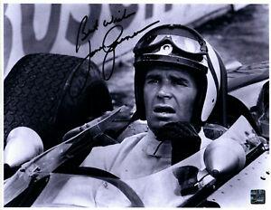 James Garner original hand signed autographed Grand Prix photo