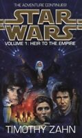 Star Wars - Volume 1: Heir to the Empire by Zahn, Timothy Paperback Book The