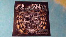 Cypress Hill's Stash 4 x 4 Inch Sticker