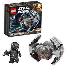 NEW LEGO Star Wars TIE Advanced Prototype 75128 MiniFigure Pilot Microfighter