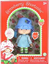 CLASSIC 1980s BLUEBERRY MUFFIN Retro Strawberry Shortcake Berry Scented Doll Box