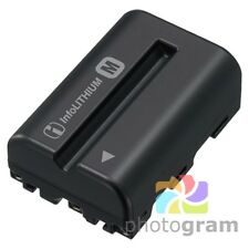 Battery for SONY SLT a57 SLT a58 SLT a65 SLT a77 SLT a99 DSLR M Series NP-FM500H