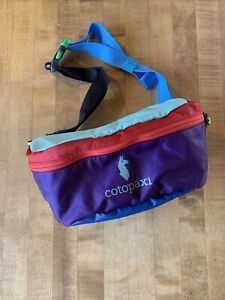Cotopaxi Bataan 3L Fanny Pack - Del Dia New Without Tags