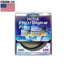 Genuine HOYA 58mm Pro 1 Digital UV Camera Lens Filter Pro1D UV(O) for DSLR