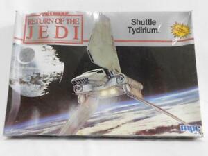 MPC Star Wars Return Of the Jedi Imperial Shuttle Tydirium Plastic Model Kit NOS