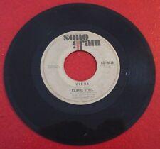 45 RPM Claire Syril Viens / Instrumental