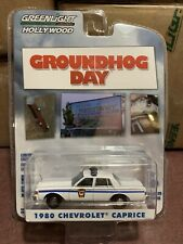 Greenlight Hollywood Groundhog Day 1980 Chevrolet Caprice Police