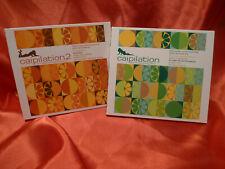 CAIPILATION I & II Lounge Electro Drum'Bass Brazil Compilations 2 CD Set