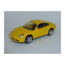 NOREV 319000 porsche 997 Carrera jaune showroom échelle 1:64 nouveau! °