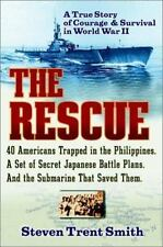 The Rescue: A True Story of Courage and Survival in World War II-ExLibrary
