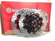 Floating brembo brake discs front 78b67 honda cb 1300 2008