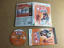 Karaoke Revolution Glee Volume 3 - Nintendo Wii TESTED/WORKING UK PAL