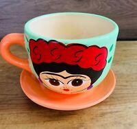 Frida Kahlo Jumbo Sized Coffee/Tea/Beverage Mug, Cup